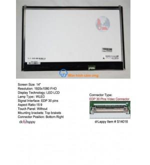 """LP140wf7 (SP)(E1) màn hình 14.0 """" laptop LG 14Z930  14Z970"""