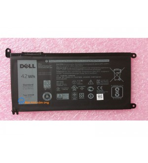 Pin Dell Inspiron  5567 5568 7579 5368 7378 7368 5765 7569 7460 P58F BATTERY WDX0R