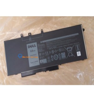 Pin Dell LATITUDE e5480 E5580 E5280 battery GJKNX 7.6 V 68wh