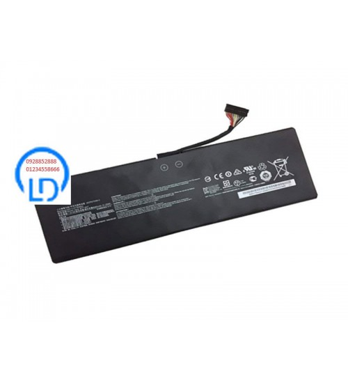 Thay Pin laptop MSI GS40 GS43 Series 61.25Wh 7.6V BTY-M47 BTY-M6J battery