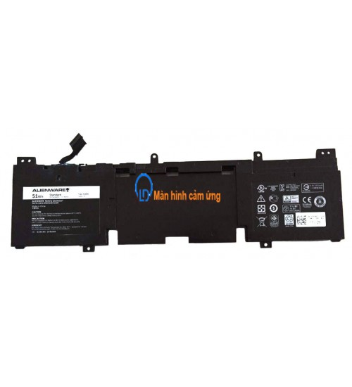 Bán Pin Dell Alienware 13 R2 13.3 2VMGK N1WM4 Battery dell