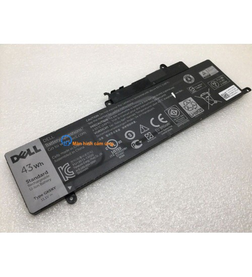 Pin Dell Inspiron 15 7558 7568 battery DELL GK5KY 92NCT
