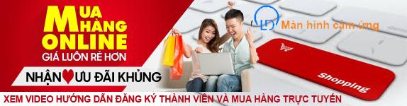 Hướng dẫn đăng ký - đăng nhập - mua hàng